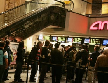 AMC Theaters Afraid of Bankruptcy