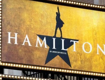 Hamilton Coming to Disney+